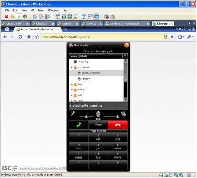 Онлайн звонилки (SIP клиенты) для звонков через Web-браузер