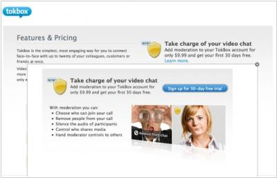 Tokbox - обзор на WebMeetings