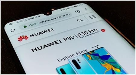 Google забанит смартфоны и планшеты Huawei
