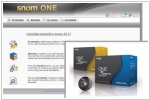 IP-PBX snom ONE
