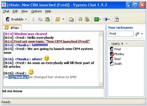Vypress Chat