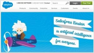 Salesforce Эйнштейн