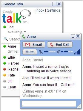 Google Talk